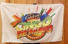 3x5 Cinco De Mayo Festival Party Flag 3'x5' Banner Brass Grommets Mexico Mexican