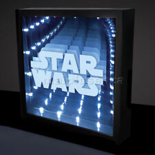 Lampada ambientale Star Wars Infinity Light USB - Ufficiale Disney