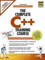 Complete C++ Training Course - Book, 2 CD-ROMs, Dietel & Diete
