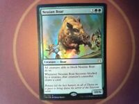 Foil Nessian Boar - Theros: Beyond Death - Magic the Gathering Green