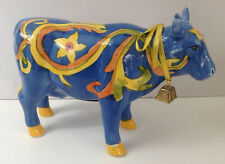 Painted Cow Piggy Bank, Cow Parade Bank?