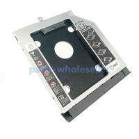 for Lenovo V330-15 ISK IKB SATA 2nd HDD SSD Hard Drive Caddy Faceplate Adapter