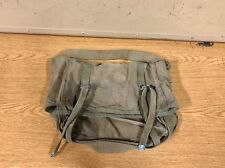 GENUINE US ARMY VIETNAM UNUSUAL MODIFIED ? BUTTPACK CANVAS WITH STRAP VG COND !!