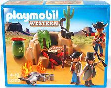 Bandidos escondite Playmobil 5250 V.' 11 a Western vaquero Outlaws carruaje OVP nuevo