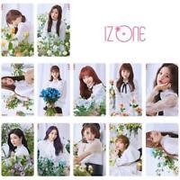 Kpop IZONE Heart*IZ Photocard Sticker Yuri Jo Photo Stikcy Card 10pcs/set