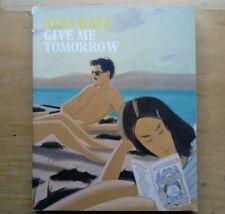 SIGNED Alex Katz ART BOOK Give Me Tomorrow, Martin Clark, Tate Gallery.Painting