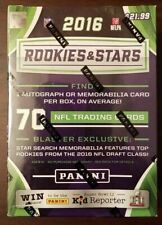 2016 PANINI R&S FOOTBALL 5BOX (1/4 CASE) BREAK~LIVE~ MINNESOTA VIKINGS - 5 HITS!