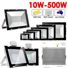LED Flood Lights 500W 300W 200W 150W 100W 50W 30W 20W 10W Outdoor Security Lamp