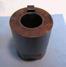 Cat #40 Taper Tool Round Changing Block Used