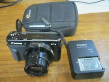 Canon PowerShot G7 X 20.2MP Digital Camera - Black With 2 Battery