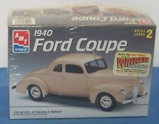 AMT 1940 Ford Coupe Model Car Sealed Box Sweepstakes Entry Box RARE Mint Model