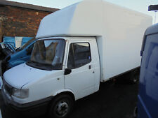 LDV CONVOY LUTON BREAKING ALL PARTS AVAILABLE! 2.5 TURBO TDI TRANSIT ENGINE