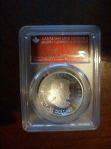 2019 $25 Proof Silver Apollo 11 50th Anni PCGS PR70 DCAM Susanna Blunt POP* 82