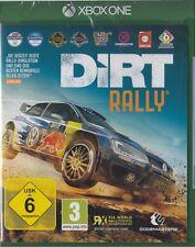 Dirt RALLY per l'Xbox One-NUOVO & OVP-versione tedesca USK