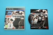 Playstation PS3 Move Spiel - UFC PERSONAL TRAINER - Komplett in OVP