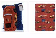 Disney Cars Plush Character Pillow & Throw Set