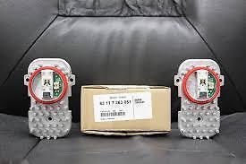Headlamp Module Set Genuine BMW 3 Series E92 X3 F25 X5 F15 X6 F16 63117263051