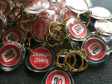 More details for a joblot of 10 new vintage shepherd neame brewery  draught abbey keyrings