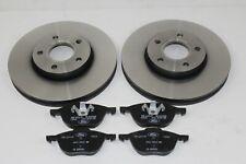 Original Bremsscheiben 278mm + Beläge vorne Ford Focus - C-Max 1790221 + 1712024