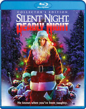 SILENT NIGHT DEADLY NIGHT collectors  - BLU RAY - Region A