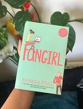 Fangirl - Best Selling Author Of Eleanor & Park Rainbow Rowell # Journals Novel