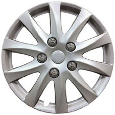 "HUB FITS SKODA CITIGO FABIA OCTAVIA #S SET OF 4 x 15/"" CAR WHEEL TRIMS RIMS"