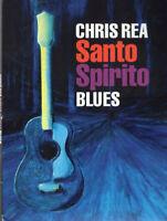 CHRIS REA ~ Santo Spirito Blues ~ Rare 2011 UK PROMO 3xCD/DVD set  ~ FREE UK P+P
