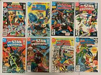 All Star Squadron lot #1-63 + Annual 31 different books avg 8.0 VF (1981-'86)