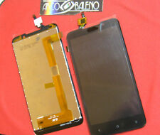 DISPLAY LCD+TOUCH SCREEN per HTC DESIRE 516 RICAMBIO VETRO VETRINO NERO ASSEMBLY