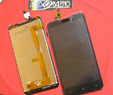 DISPLAY LCD+TOUCH SCREEN per HTC DESIRE 516 RICAMBIO VETRO VETRINO NERO ASSEMBLY