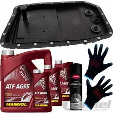 6 GANG AUTOMATIK GETRIEBE FILTER SET+ ATF ÖL BMW 3er E90 5er E60 3er E64 X5 E70