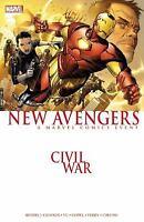 Civil War: New Avengers Paperback Brian Michael Bendis