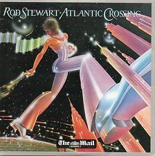 Rod Stewart Atlantic Crossing CD The Mail on Sunday Promo