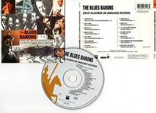 """THE BLUES BARONS """"Great Bluesmen On Vanguard Records"""" (CD) 1992"""