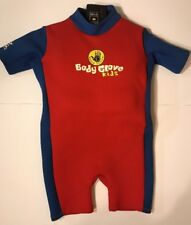 BODY GLOVE KIDS Size M Childs Red and Blue Padded Float WetSuit Life Jacket