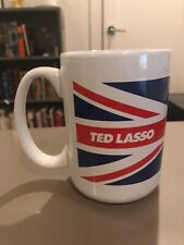 Ted Lasso Official Union Jack Mug Coffee Tea Cup