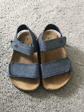 Boys Next Sandals Size 6 (infant)