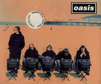 OASIS - Roll With It - RARE 1995 UK Creation Records 4-track CD - FREE UK P+P!