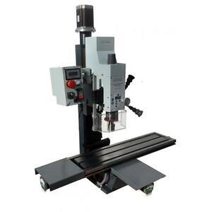 CNC Steuerung komplett Set fertig aufgebaut für Optimum OPTImill MH 20 Bauserie