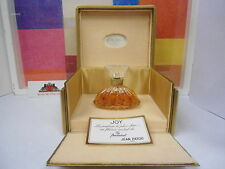 VINTAGE JOY- JEAN PATOU  PARFUME 1.0 OZ / 30 ML, Baccarat Crystal Bottle, RARE