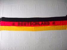 d5 sciarpa GERMANIA football federation association scarf bufanda schal germany