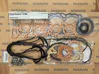 GENUINE NISSAN S13 CA18DET 200SX SILVIA ENGINE GASKET SET KIT OE PART A010144F2F