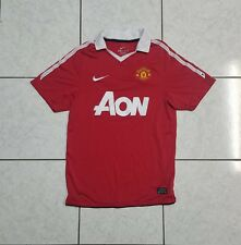 Nike 2010/11 Manchester United F.C. Aon Home Soccer Jersey [SMALL]