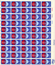 SCOTT #1558   SHEET COLLECTIVE  BARGINING  10 CENT    MNH