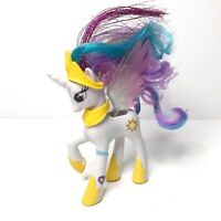 Hasbro My Little Pony G4 Princess Celestia Glitter Wings Tinsel Girls Kids Toy