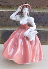 COALPORT Ladies of Fashion Figurine - Flora