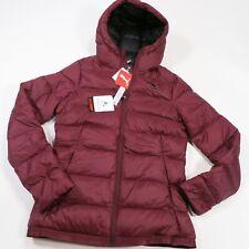 $130 Women's PUMA PWR Warm PackLite 600 Fill Hooded Jacket Fig - NWT 851676 22