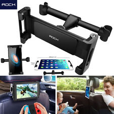 Universal 360° Car Headrest Mount Holder Stand FR iPhone Samsung iPad Smartphone