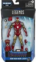 Marvel Legends Avengers Endgame Iron Man Mk 85 LXXXV Action Figure Thor BAF