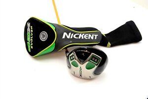 "New NICKENT 4DX 9 Degree Club Driver with Proforce V2 S Flex shaft 46"""